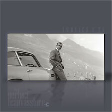 007-15 BOX OFFICE COLLECTION GOLDFINGER GIANT ICONIC CANVAS PRINT Art Williams