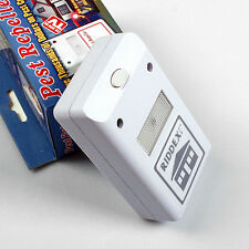 High Quality Garden Electronic Pest Rodent Control Repeller Riddex Plus