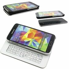 Magnetic Sliding Bluetooth Keyboard Hard Case Cover For Samsung Galaxy S5 i9600