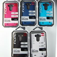 INCIPIO DualPro Case for LG G3 Dual Layers Protective Shell Cover + FREE SP Film