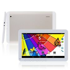 "10.1"" Quad core 8GB Android 4.2 Dual SIM Camera Bluetooth GPS 3G Phone Tablet PC"