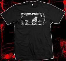 Evil Dead - Bruce Campbell - Sam Raimi  - 100% cotton silkscreened t-shirt