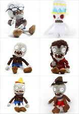 6 Style Plants Vs Zombies(PVZ) FOR Child Plush Toy Soft toy Doll Boys Girls Gift