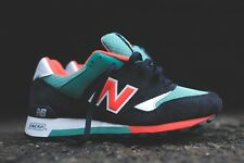 New Balance 577 Seaside Pack Orange Blue M577NBS Made in UK Authors Moby Dick
