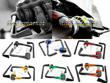 "7 Color For BMW Honda YZF Universal Proguard System Pro 7/8"" Brake Clutch Levers"