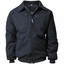 V:ONE V:One Aircrew All Weather Flight Jacket in Navy