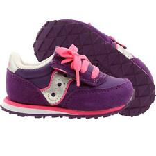 Saucony Toddlers Jazz Alternative Closure (purple / pink) ST49279