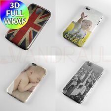 3D Personalised Phone Cover Case For iPhone 4 4s 5 5s 5c 6 iPad Samsung S4 S5