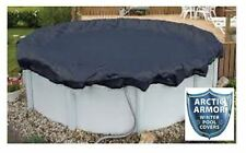 NEW Arctic Armor Above Ground Swimming Pool Winter Covers - Round and Oval Sizes