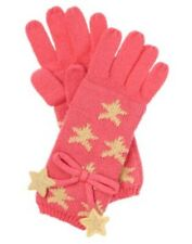 GYMBOREE STAR OF THE SHOW PINK w/ STARS DANGLE SWEATER GLOVES 4 5 7 8 9 10 NWT