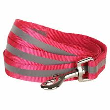 Blueberry Pet Reflective Small Large Dog Leash Lead 6,5,4 ft with Spinning Snap