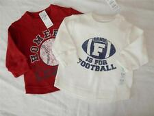 Lots of 2 New Baby Boy's Children's Place Thermal Shirts - Size 6-9m - NWT