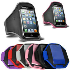 Sports Gym Jogging Running Phone Armband Pouch Case Cover For Smart Iphone 5 5G