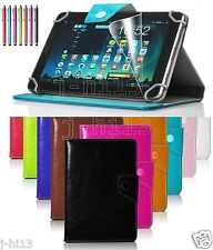 """Flap Leather Case+Gift For 7-Inch Mach Speed 7"""" Trio Stealth G4 G2 Tablet GB8"""