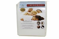 Bed Bug/Allergy Relief Waterproof Zippered Mattress Cover/Protector 3 Size