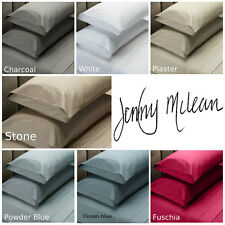 JENNY MCLEAN 1000TC COTTON RICH Fitted Sheet Set Double | Queen | King | Mega