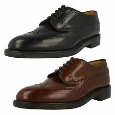 Mens Loake Brogue Shoes - Braemar