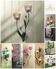 Beautiful Candle Wall Sconces and Candle Holders