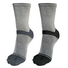 "8 Pairs Mens Fashion Dress Toe Socks CH8R3A ""Skin contact surface is 100% cotton"