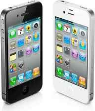 Apple iPhone 4s - 16GB - (Factory Unlocked) Smartphone - White or Black (A)