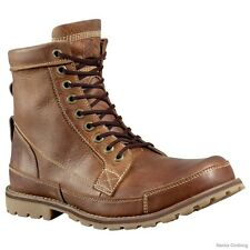 Timberland Men's 15551 Earthkeepers Original Leather 6-Inch Boots NIB