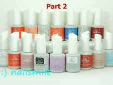 IBD Just Gel Polish 0.5oz Color Base Top Coat / Choose Any Color *Part 2