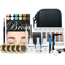 Brow Building Semi Permanent Eyebrow Extension Kit Glue Ahesive Extensions Set