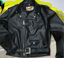 Schott Perfecto MOTORCYCLE BIKER JACKET STYLE 118 NWT MADE IN USA