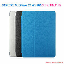 "Qualità ultra slim PU Cuoio Pieghevole Custodia Cover per Cube Talk 9X 9,7 ""Tablet PC"