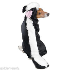 LIL' STINKER SKUNK Dog Halloween Costume, ALL SIZES, Casual Canine