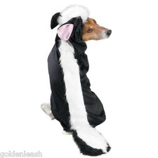 Lil' Stinker Skunk, USA Seller, Dog Halloween Costume, All Sizes, Casual Canine