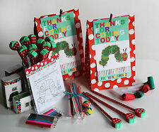 Personalised Party Bags: Baby, Gruffalo, Hungry Caterpillar, Lola, Disney..