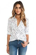 Rails MADISON BUTTON DOWN in STAR SHIRT BLOUSE XS S M L $108