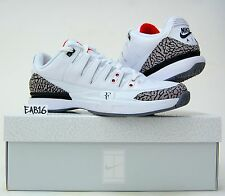 Nike Zoom Vapor Court AJ3 RF Air Jordan Retro III 3 Roger Federer US Open Tour 9