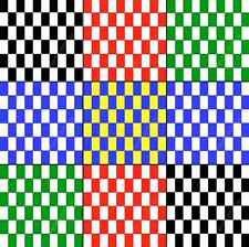CHEQUERED FLAG - 5 DESIGNS - 2 SIZES, Football, F1 Motor Racing, Sports Check