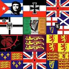 HISTORICAL WORLD FLAGS - ALL SIZES - WAR - SOLDIERS - OLD ENGLAND - REMEMBRANCE
