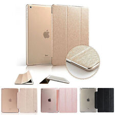 Magnetic Slim Sleep Wake Stand Smart Case Cover For iPad 2 3 4 5 Air 2 mini 1 2