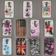 For LG G2 Mini  Multi-Patterns Skin Case Cover Back Shell Protector