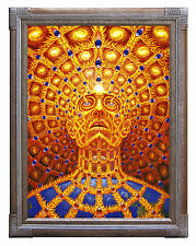 Alex Gray Psychedelic Trippy Fine Art Poster Print in Canvas or Paper Card