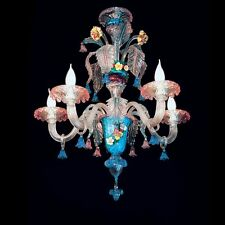 Murano Glass Venetian Arcadia Chandelier Factory Price from Venice