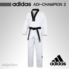 Adidas ADI-CHAMPION 2 Taekwondo Uniform CHAMP2 WTF Dobok Tae Kwon Do TKD