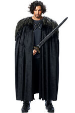 Brand New Game of Thrones Renaissance Medieval Cape (Adult)