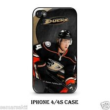 Cam Fowler Anaheim Ducks Hockey Custom iPhone 4/4S 5 Hard Case Cover
