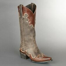 Lane Boots Women's 'Dolly' Chocolate Cowboy Boots LB0054L