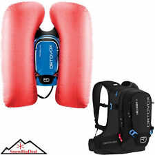 Ortovox Free Rider 24L ABS Avalanche Airbag Backpack Safety Balloon Pack