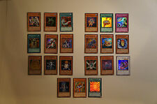 World Championship Yugioh Cards (2004-2011) WC4-WC11