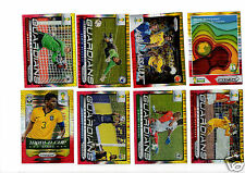 PANINI PRIZM WORLD CUP RED & YELLOW PULSAR INSERT CARDS - PICK ANY CARD - PELE