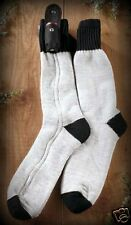 Heated Socks Battery Outdoor Sports Cold Winter Weather Camping Snow Ski Boot