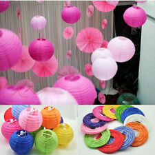 """4"""" 8"""" 16"""" Chinese Paper Lantern Lamp Wedding Party festival Decoration Assorted"""