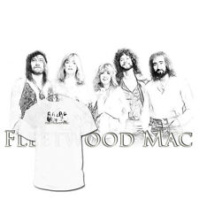 Fleetwood Mac T shirt drawing Stevie Nicks Christine McVie Available